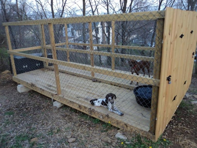 Best ideas about DIY Dog Run . Save or Pin How to Build A Dog Run Making The Perfect Enclosure for Now.