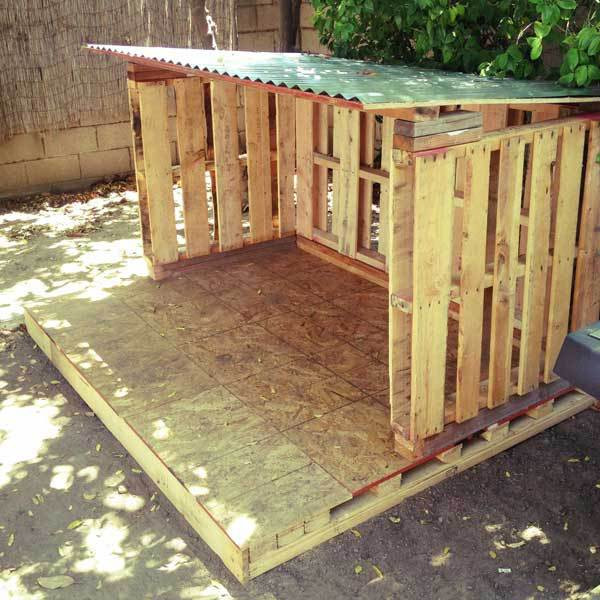 Best ideas about DIY Dog Shelter . Save or Pin 16 DIY Playhouses Your Kids Will Love to Play In Now.