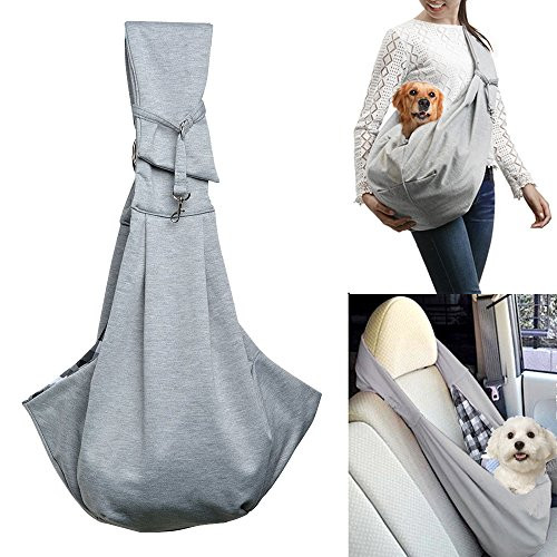 Best ideas about DIY Dog Sling . Save or Pin OWNPETS Pet Sling Carrier Small Dog Cat Sling Pet Carrier Now.