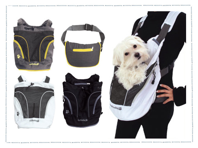 Best ideas about DIY Dog Sling . Save or Pin A forting Pet Sling for your Pup Now.