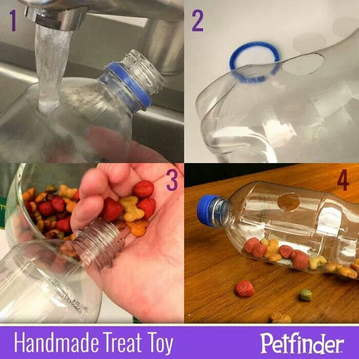 Best ideas about DIY Dog Treat Dispenser . Save or Pin 25 best ideas about Diy dog toys on Pinterest Now.