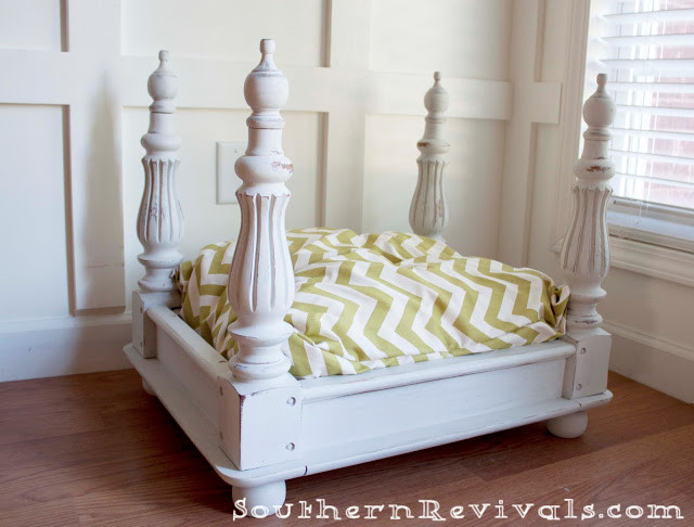 Best ideas about DIY Doggie Bed . Save or Pin 19 Wooden Dog Beds To Create For Your Furry Four Legged Now.