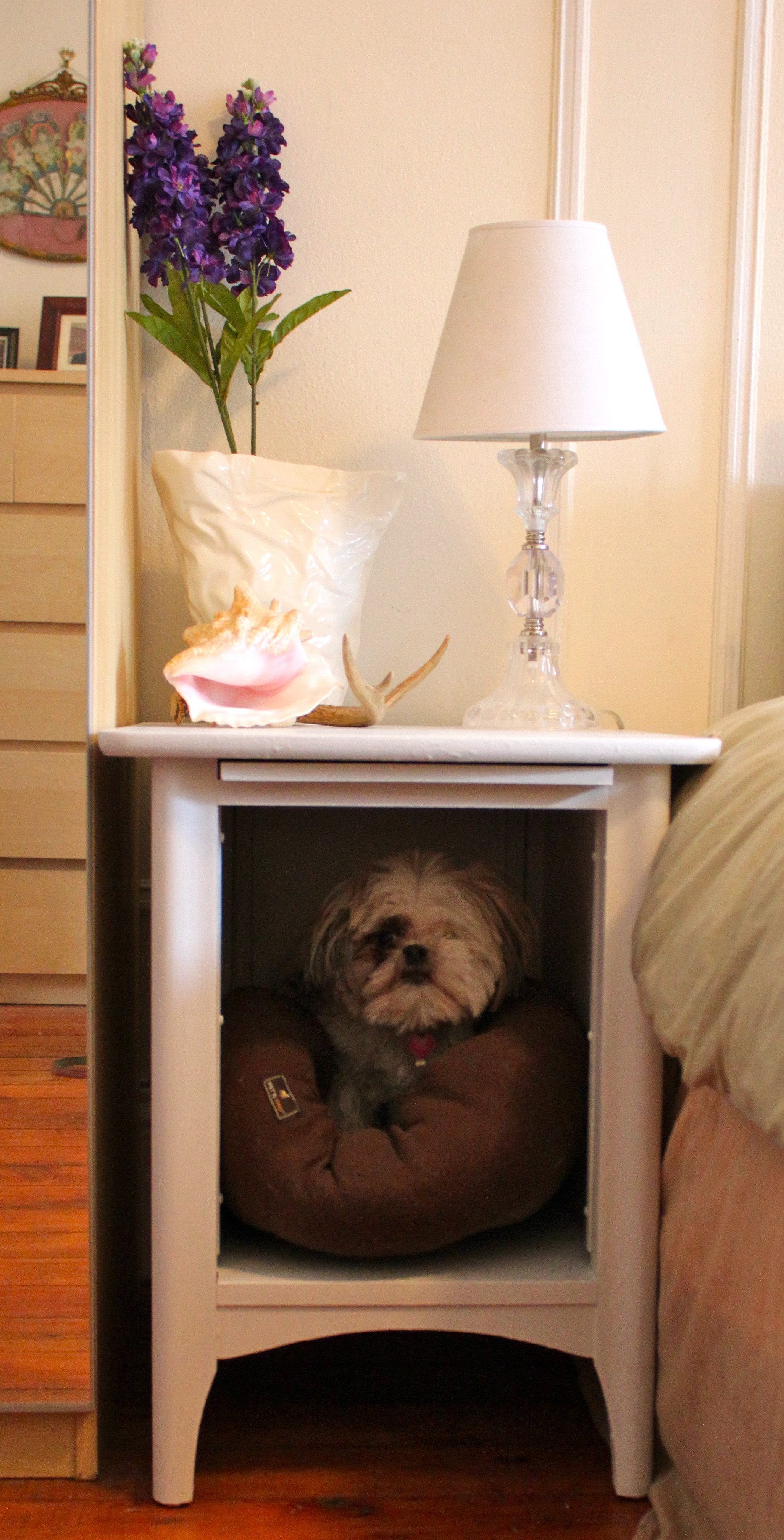 Best ideas about DIY Doggie Bed . Save or Pin DIY Dog Bed Rehab – Ramshackle Glam Now.