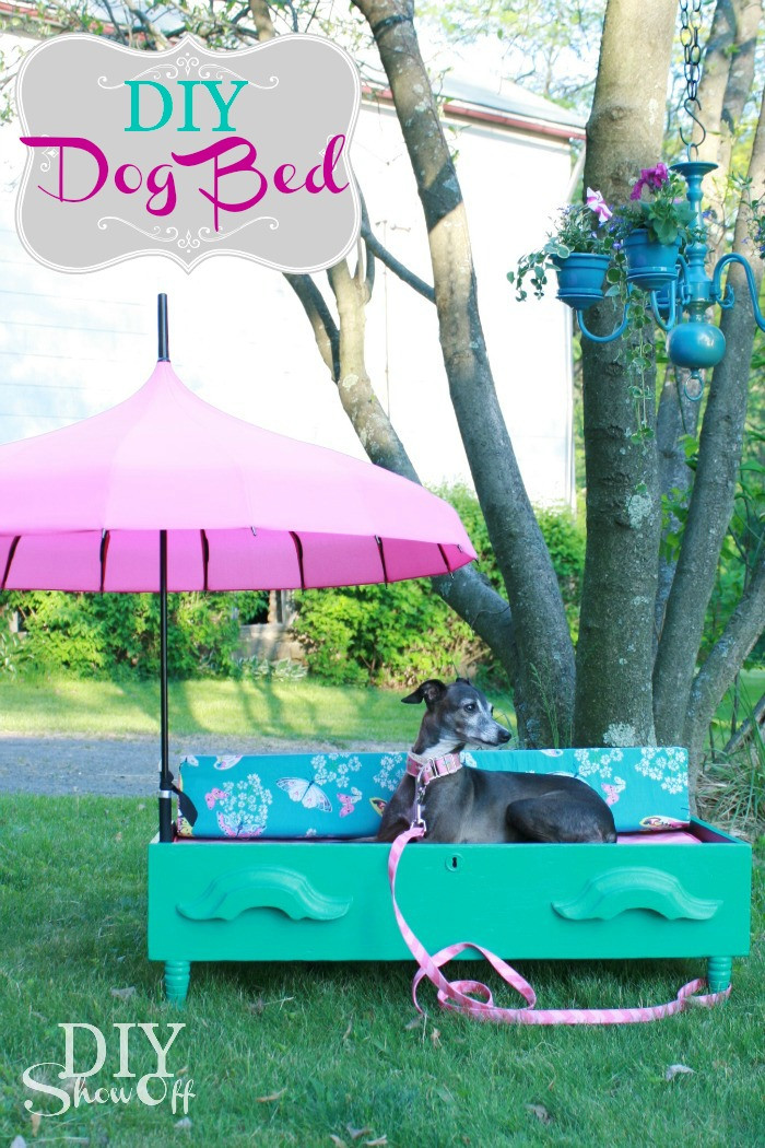 Best ideas about DIY Doggie Bed . Save or Pin 25 Fabulous DIY Pet Bed Ideas rt 2 The Cottage Market Now.