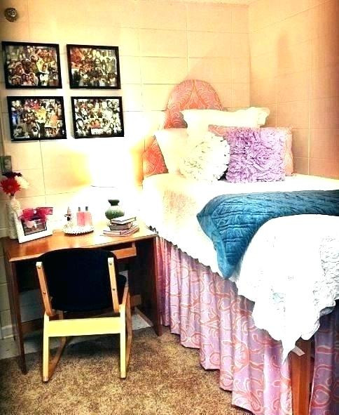 Best ideas about DIY Dorm Bed Skirt . Save or Pin Dorm Bed Skirt Bed Skirts For Dorm Beds Bed Skirts A Cool Now.