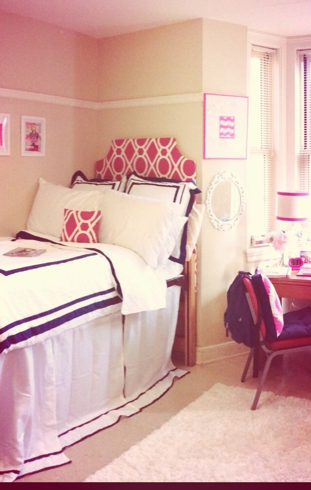 Best ideas about DIY Dorm Bed Skirt . Save or Pin 17 Best ideas about Preppy Dorm Room on Pinterest Now.