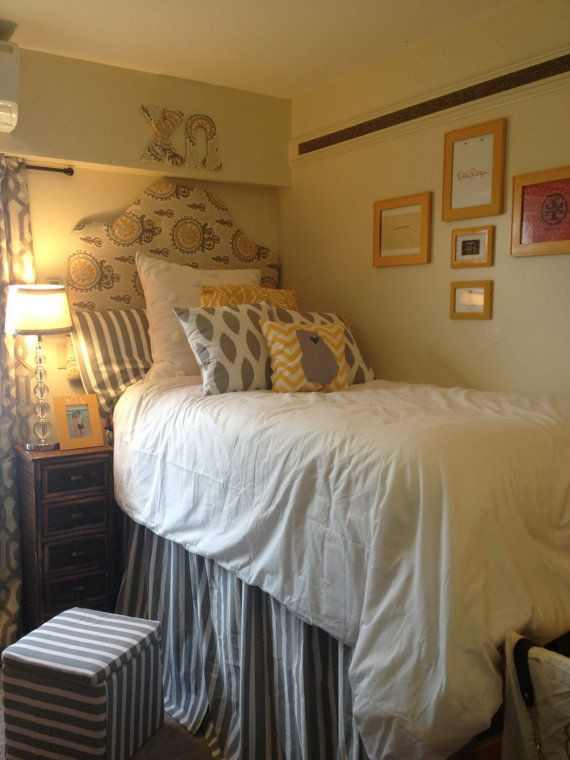 Best ideas about DIY Dorm Bed Skirt . Save or Pin Custom dorm room bed skirts panels dust ruffles by Now.