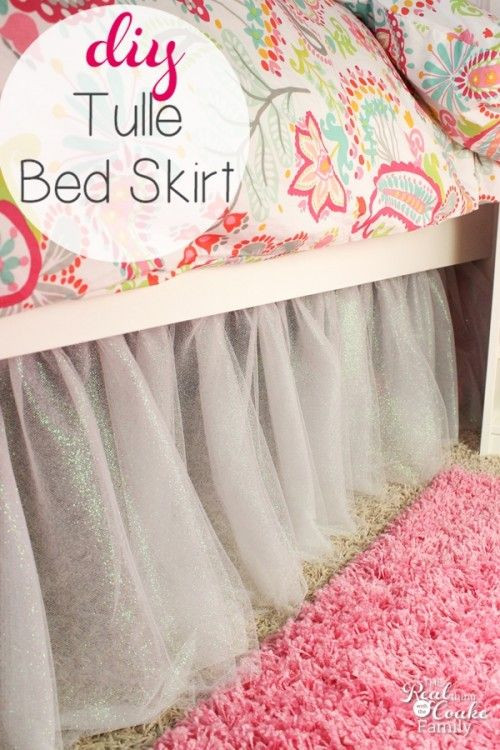 Best ideas about DIY Dorm Bed Skirt . Save or Pin How to Make Bed Skirts Food Recipes Now.