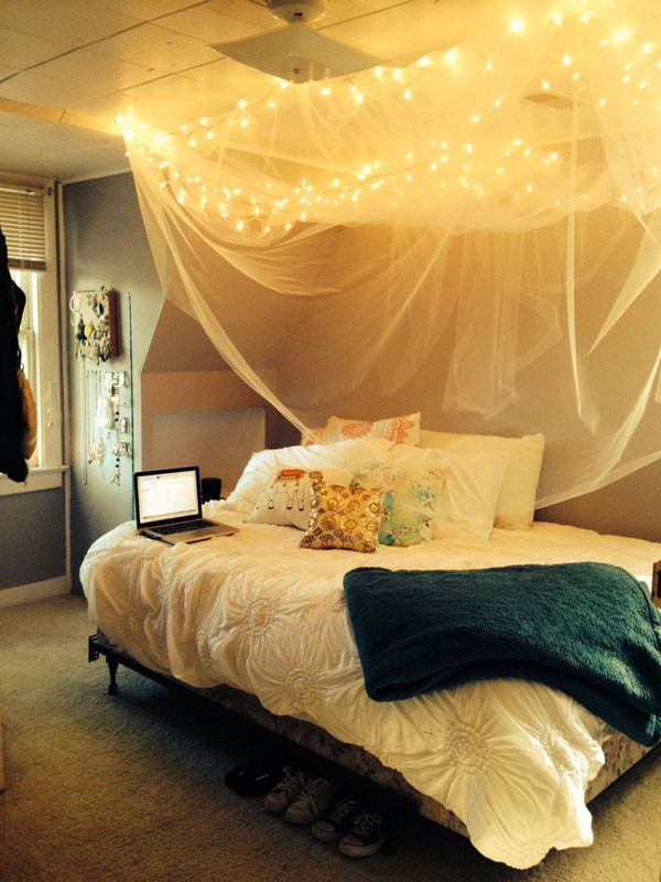 Best ideas about DIY Dorm Room Decorating . Save or Pin 20 DIY Dorm Canopy Beds Now.