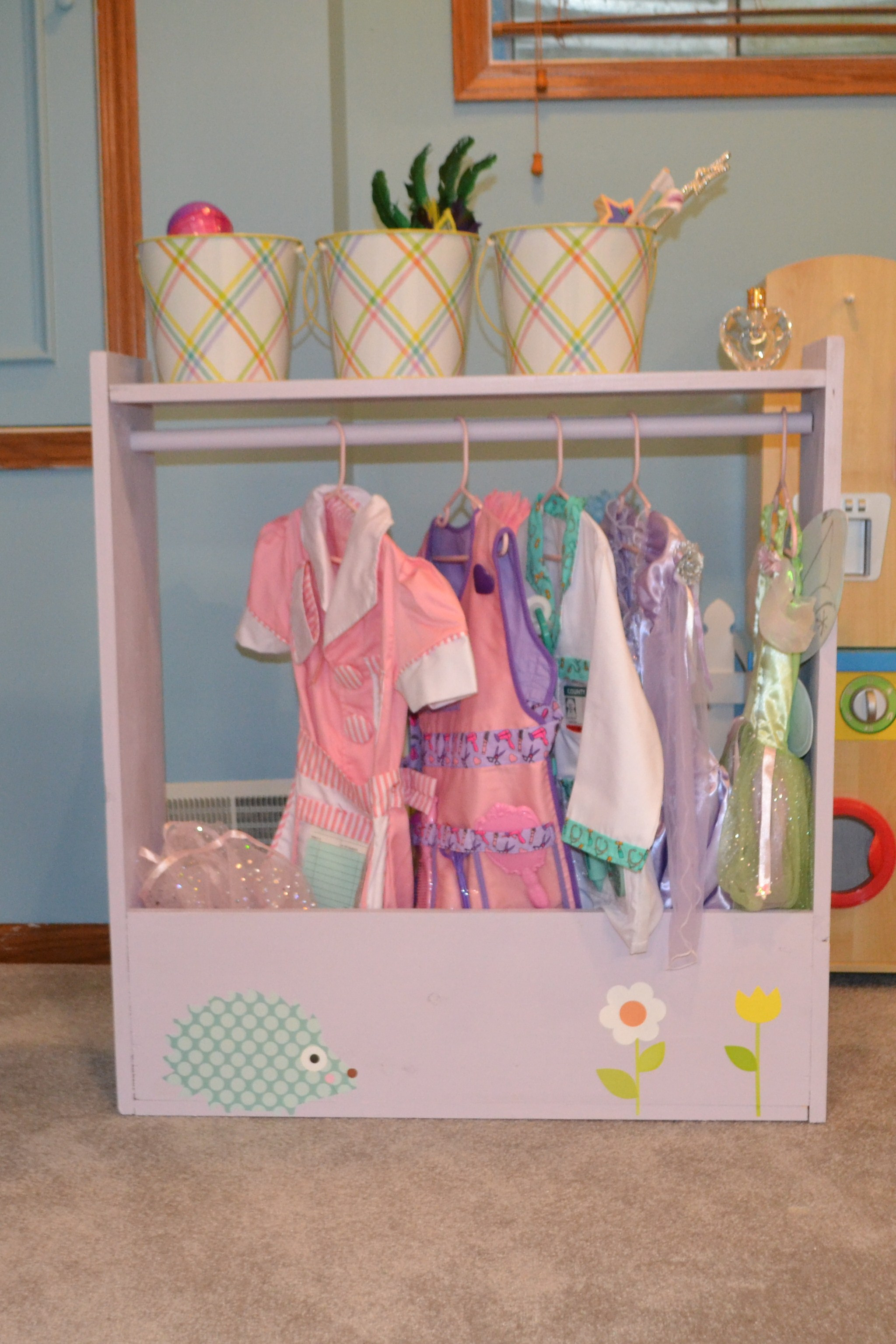 Best ideas about DIY Dress Up Storage . Save or Pin Ana White Now.
