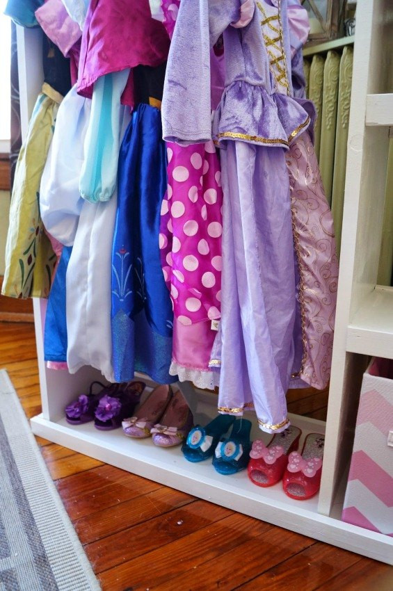 Best ideas about DIY Dress Up Storage . Save or Pin Hometalk Now.