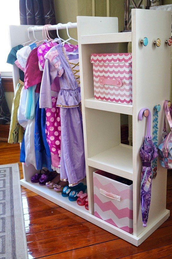 Best ideas about DIY Dress Up Storage . Save or Pin DIY Dress Up Storage Center Now.