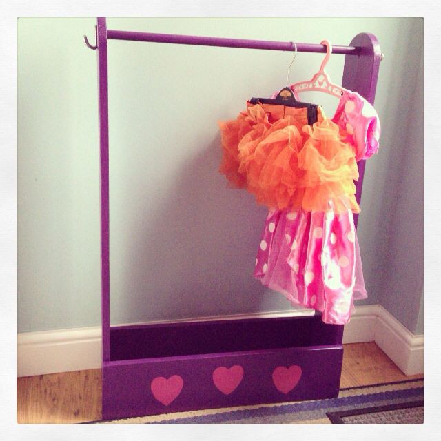 Best ideas about DIY Dress Up Storage . Save or Pin Dress up clothes storage unit DIY kids room Now.
