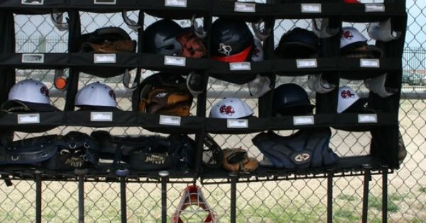 Best ideas about DIY Dugout Organizer . Save or Pin The perfect dugout organizer Now.
