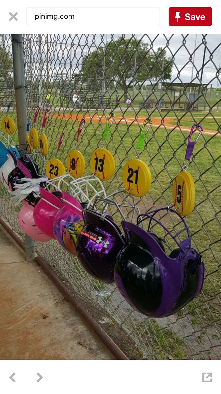 Best ideas about DIY Dugout Organizer . Save or Pin 25 Best Ideas about Softball Team Gifts on Pinterest Now.