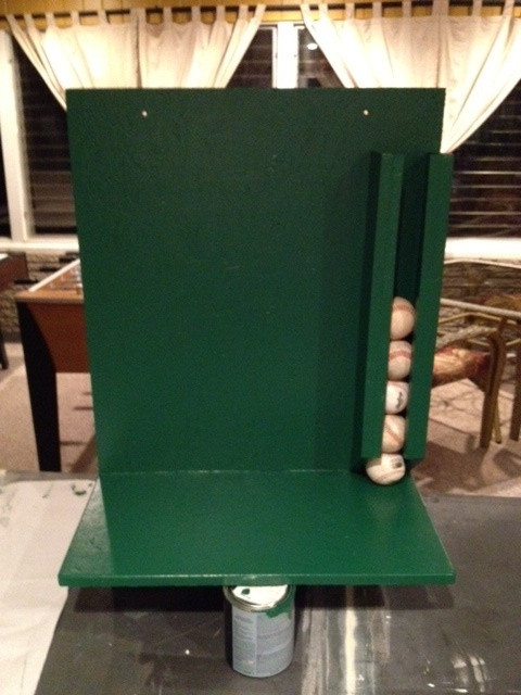 Best ideas about DIY Dugout Organizer . Save or Pin I made this baseball dugout organizer for the high school Now.