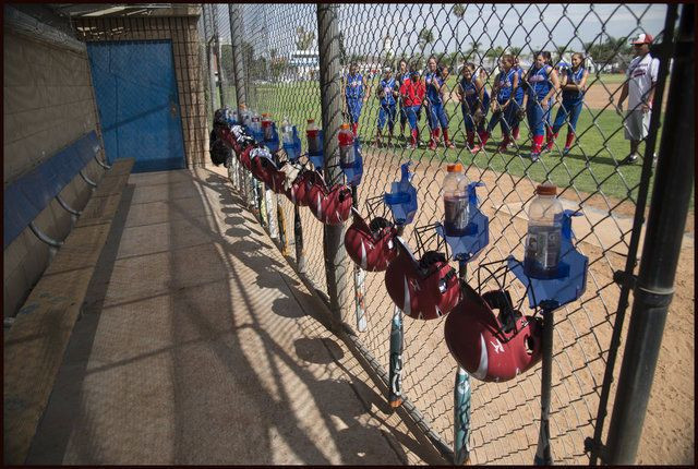 Best ideas about DIY Dugout Organizer . Save or Pin THE DOM SOFTBALL BASEBALL DUGOUT ORGANIZER Now.