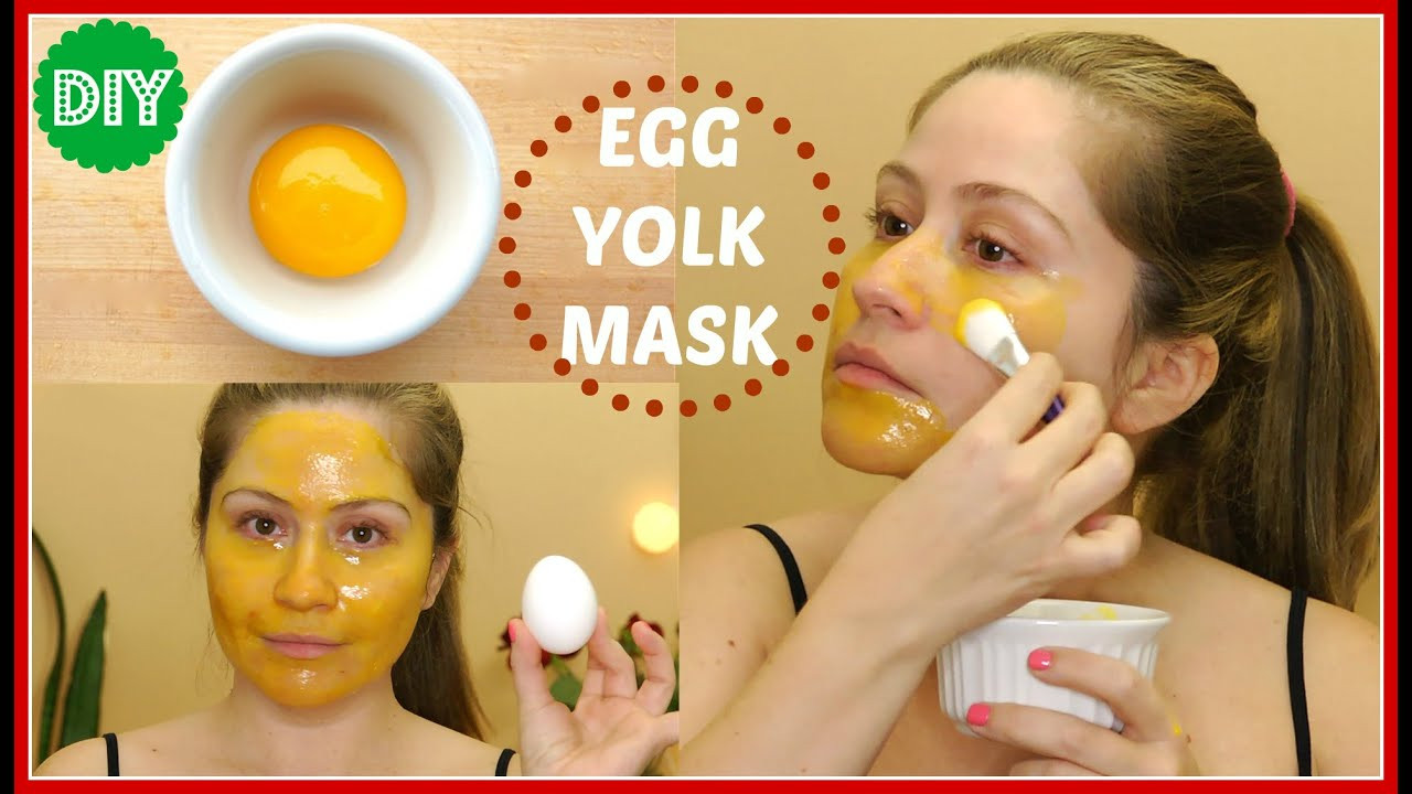 Best ideas about DIY Egg Face Mask . Save or Pin Egg yolk face mask Now.