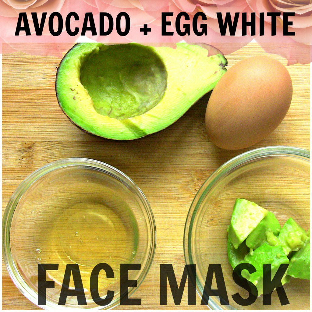 Best ideas about DIY Egg Face Mask . Save or Pin DIY Avocado Egg White Face Mask Now.