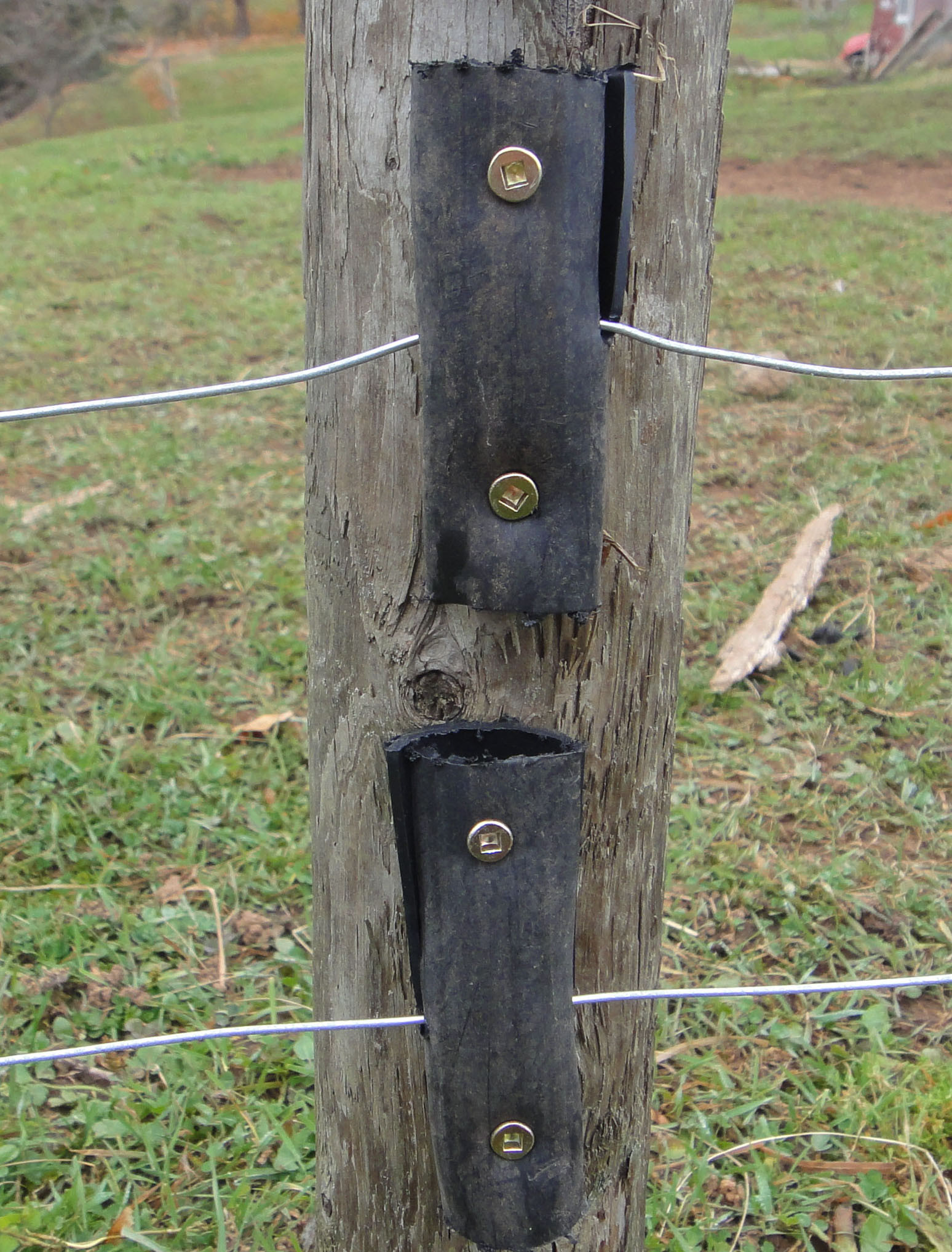 Best ideas about DIY Electric Fences . Save or Pin DIY Electric Fence Insulators – Tipsy Toad Grove Farm Now.