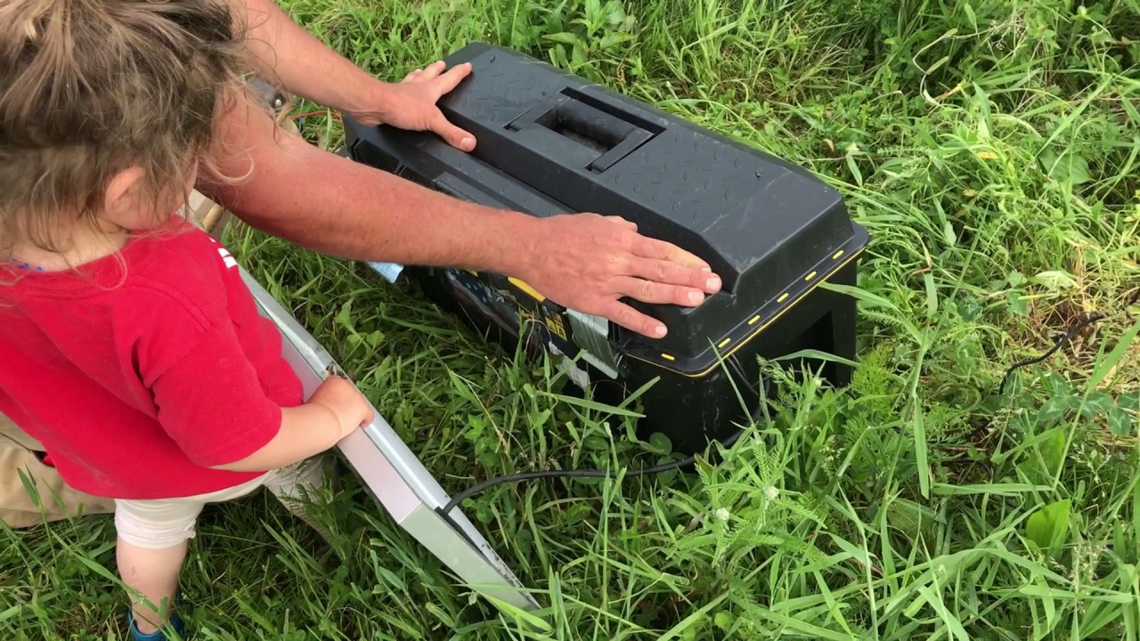 Best ideas about DIY Electric Fences . Save or Pin DIY Portable Solar Electric Fence Energizer Now.