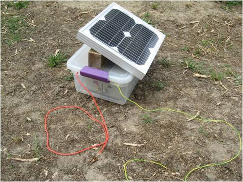 Best ideas about DIY Electric Fences . Save or Pin The Back Shed Electric fence energiser Now.