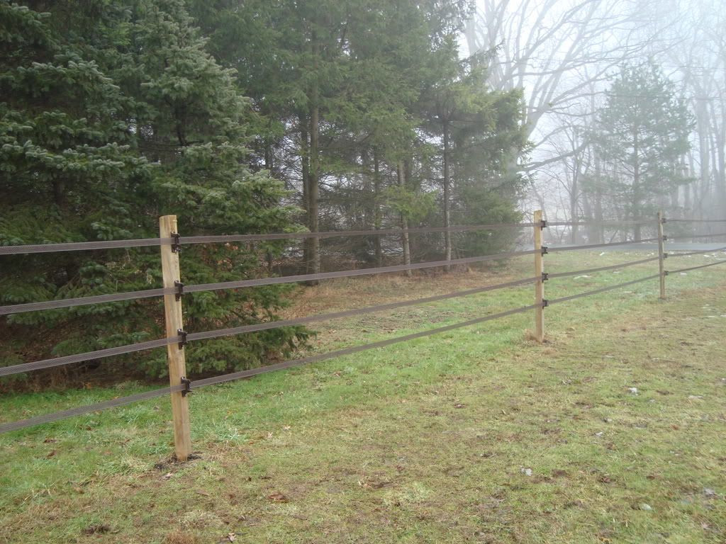 Best ideas about DIY Electric Fences . Save or Pin horseguard bi polar electric fence DIY job Looks great Now.
