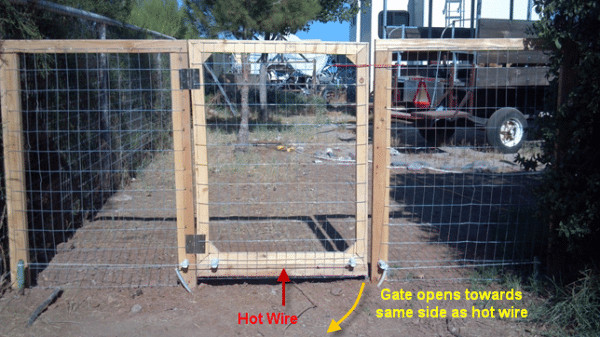 Best ideas about DIY Electric Fences . Save or Pin DIY Electric Fence Hot Wire For Animals Part 2 Now.