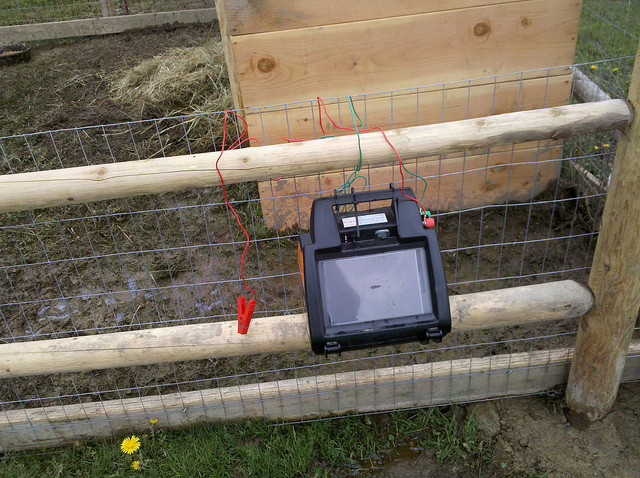 Best ideas about DIY Electric Fences . Save or Pin Diy Solar Electric Fence For Pigs Now.