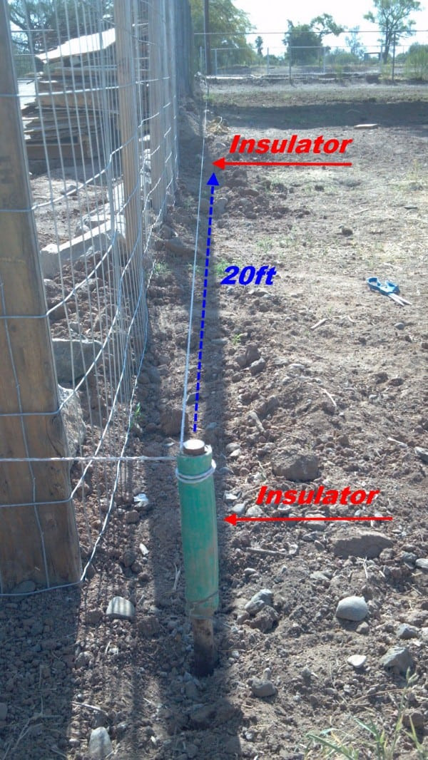 Best ideas about DIY Electric Fences . Save or Pin DIY Electric Fence Hot Wire For Animals Part 1 Now.
