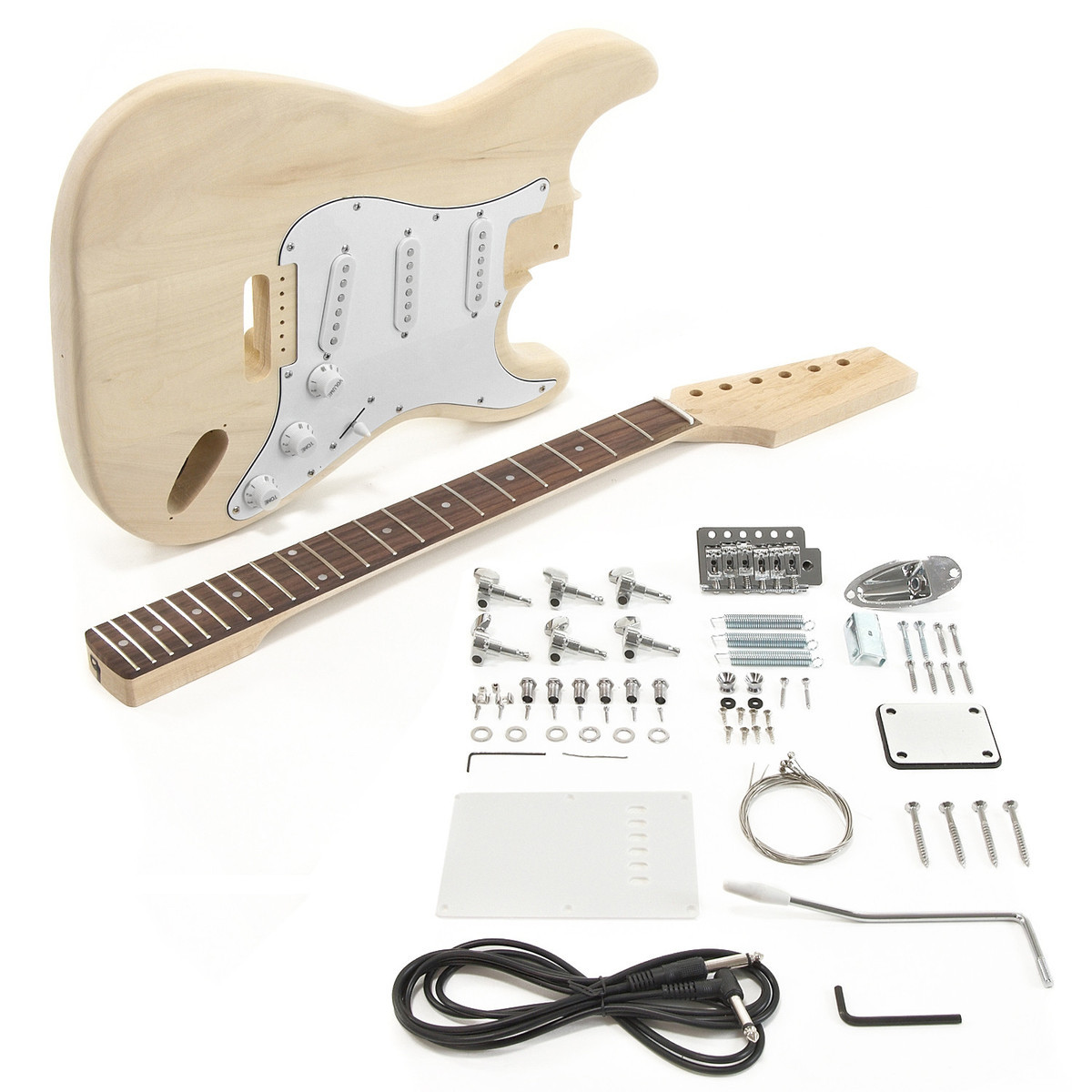 Best ideas about DIY Electric Guitar Kit . Save or Pin LA Electric Guitar DIY Kit at Gear4music Now.