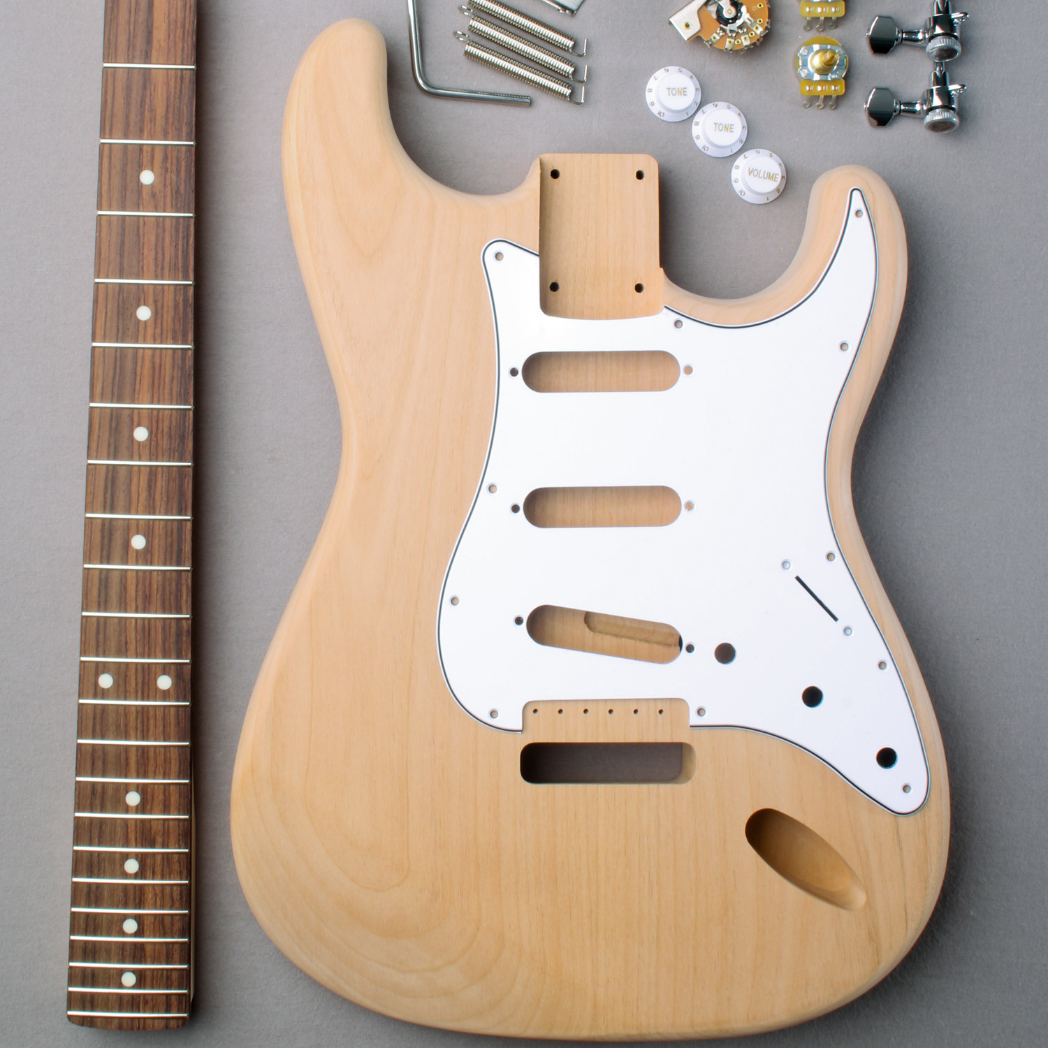 Best ideas about DIY Electric Guitar Kit . Save or Pin Platinum S Style DIY Electric Guitar Kit – Alloy Guitars USA Now.