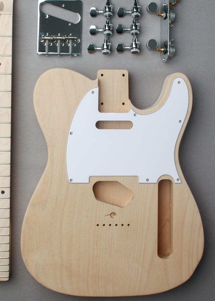 Best ideas about DIY Electric Guitar Kit . Save or Pin Platinum T Style DIY Electric Guitar Kit – Alloy Guitars USA Now.