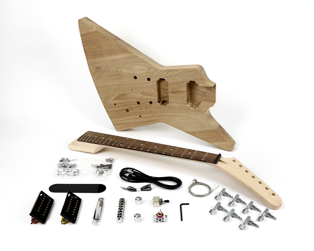 Best ideas about DIY Electric Guitar Kit . Save or Pin LP Guitar Kit Now.