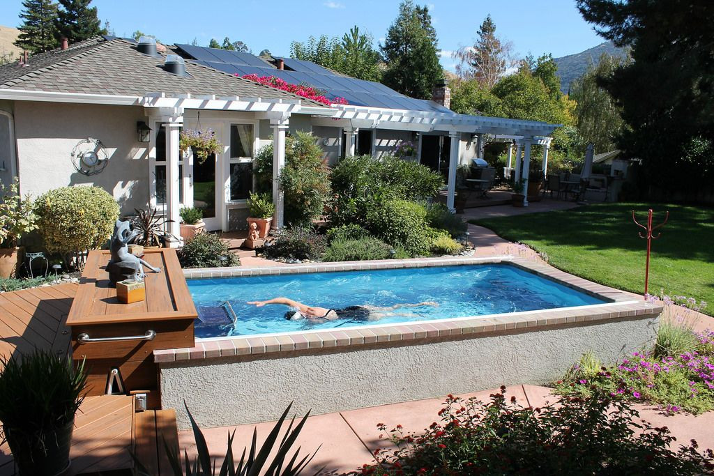 Best ideas about DIY Endless Pool . Save or Pin Endless Pool Gallery Endless pool ideas Now.