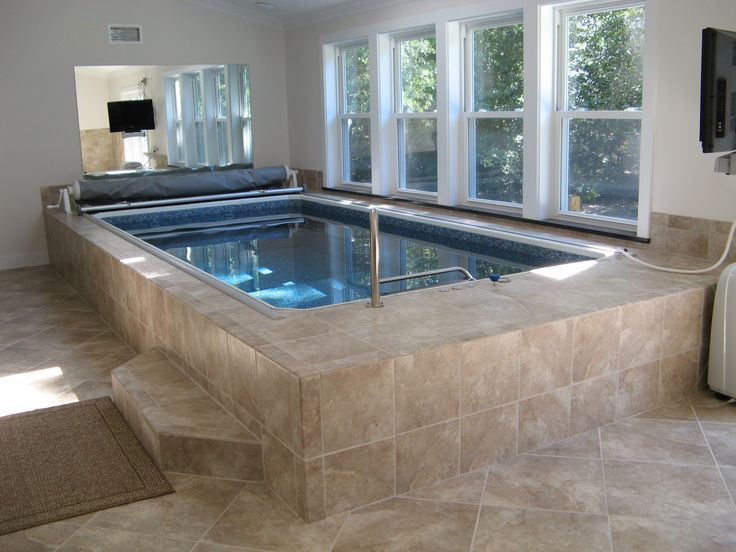 Best ideas about DIY Endless Pool . Save or Pin Swim at Home year round with an indoor Endless Pool Now.