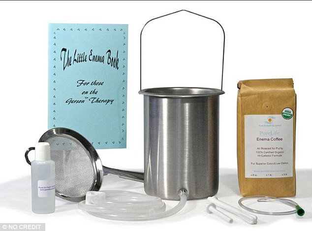 Best ideas about DIY Enema Kit . Save or Pin Coffee enemas are no walk in the park Now.