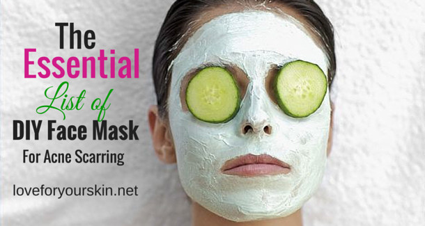 Best ideas about DIY Face Mask For Acne Scars . Save or Pin Diy Face Mask For Pimple Scars Do It Your Self Now.