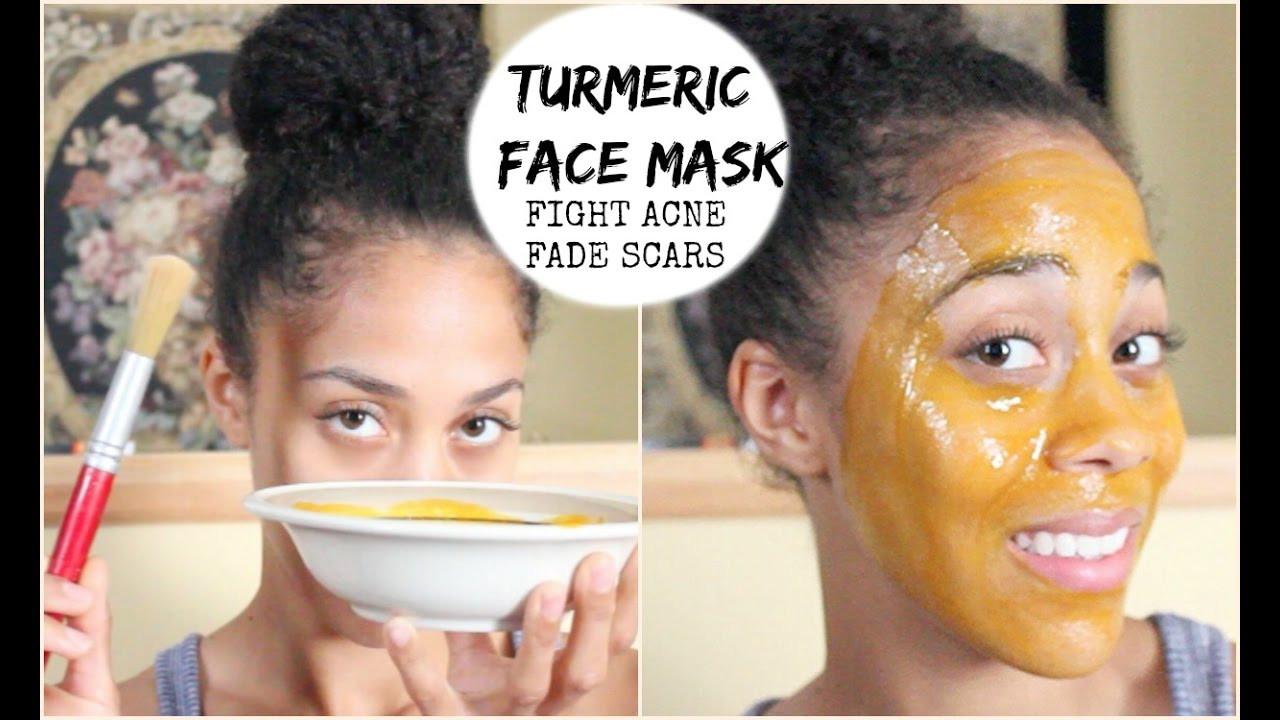 Best ideas about DIY Face Mask For Acne Scars . Save or Pin DIY Beauty Turmeric Face Mask Fight Acne & Fade Acne Now.