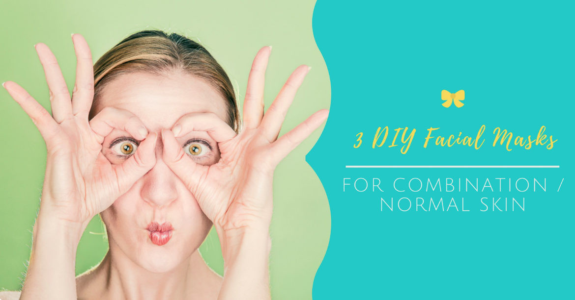 Best ideas about DIY Face Mask For Combination Skin . Save or Pin 3 DIY Facial Masks for bination Normal Skin Aldora Now.