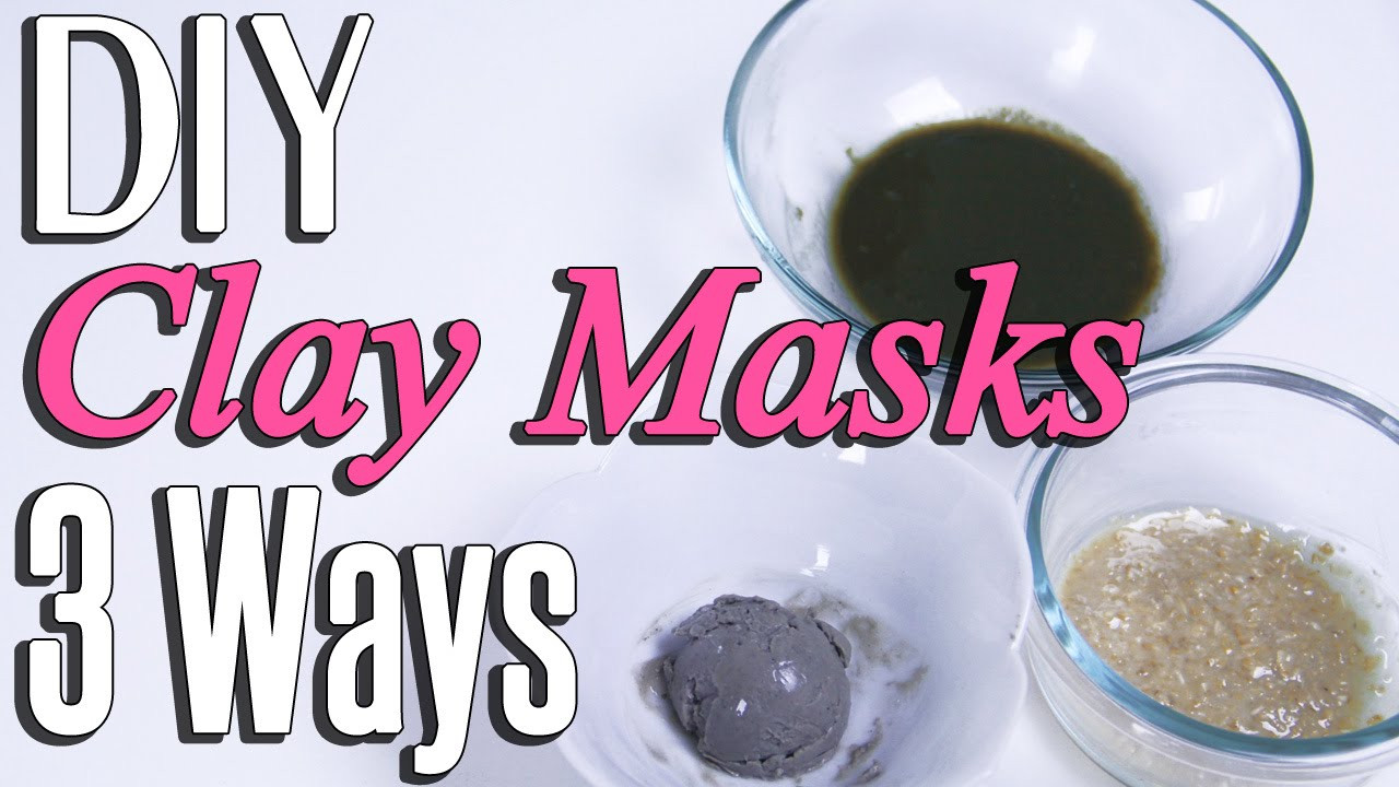 Best ideas about DIY Face Mask For Combination Skin . Save or Pin DIY Face Masks Clay Mask Recipes for Oily Dry and Now.
