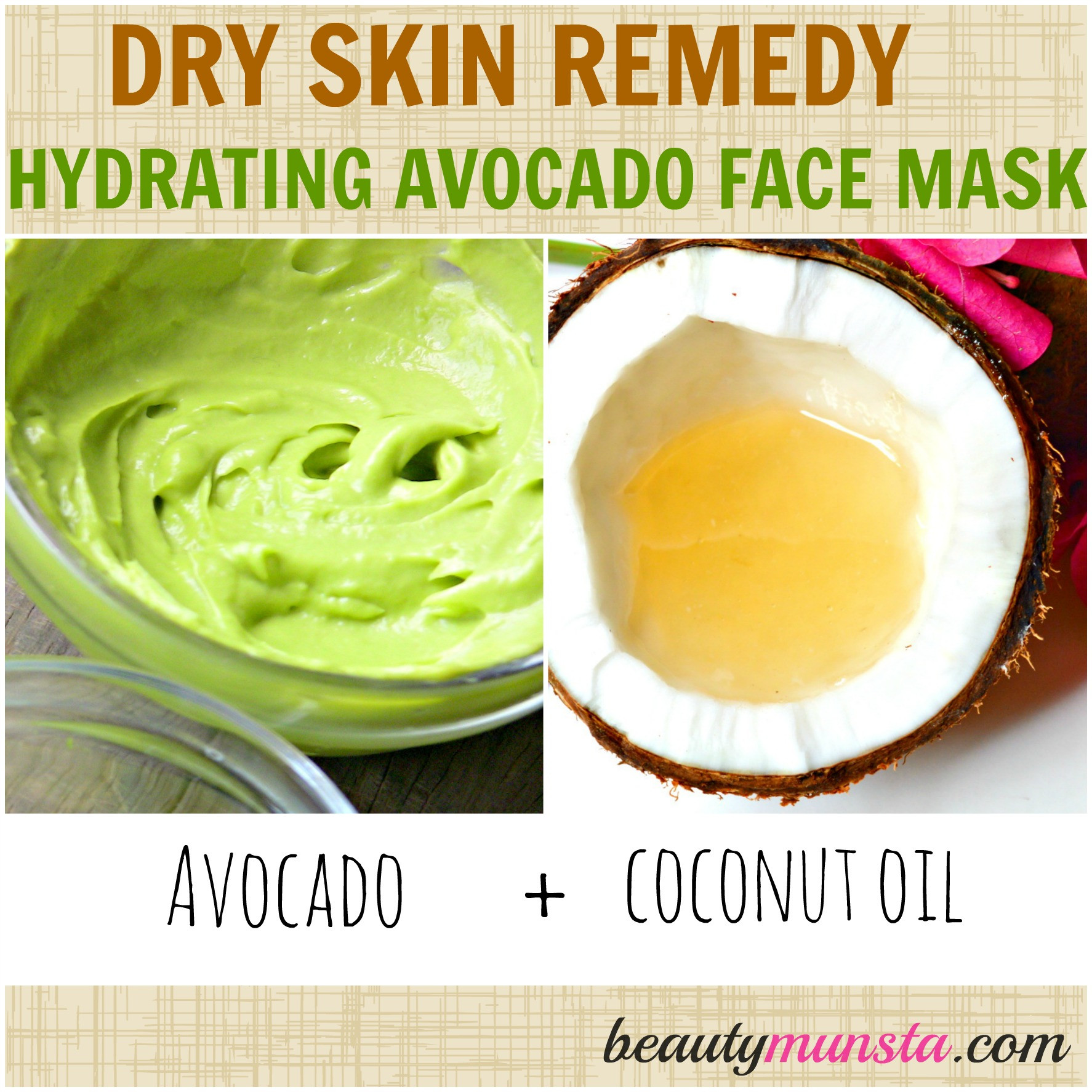 Best ideas about DIY Face Mask For Combination Skin . Save or Pin Top 3 Homemade Face Masks for Dry Skin beautymunsta Now.