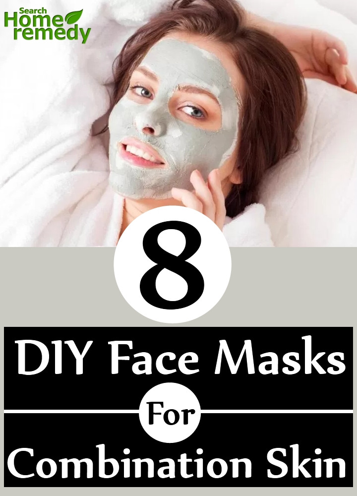 Best ideas about DIY Face Mask For Combination Skin . Save or Pin 8 DIY Face Masks For bination Skin Now.