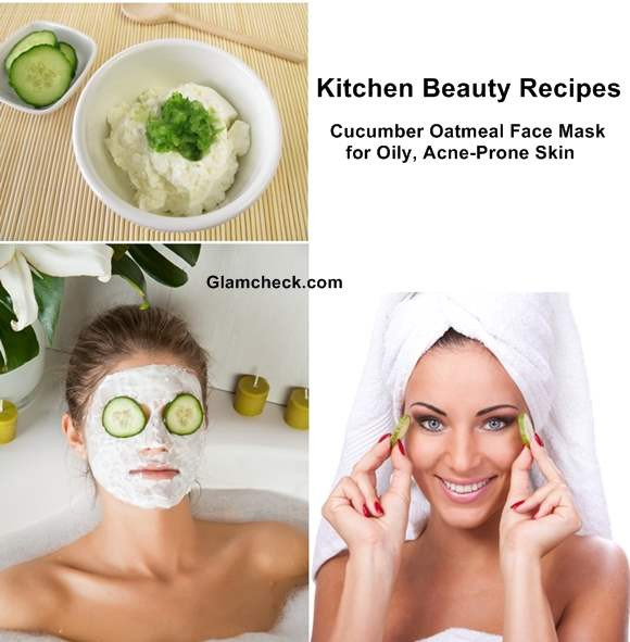 Best ideas about DIY Face Mask For Oily Skin . Save or Pin DIY Cucumber Face Mask for Oily and Acne Prone Skin Now.