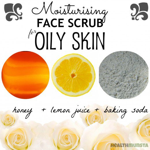 Best ideas about DIY Face Mask For Oily Skin . Save or Pin DIY Homemade Face Scrub Recipes for Oily Skin Now.