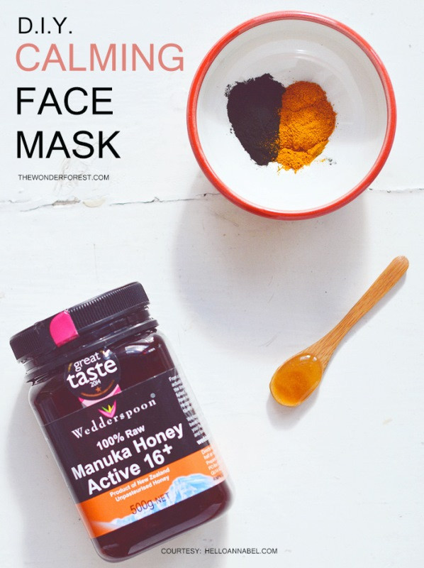 Best ideas about DIY Face Mask For Sensitive Skin . Save or Pin Picture clearing diy spirulina face mask for sensitive Now.