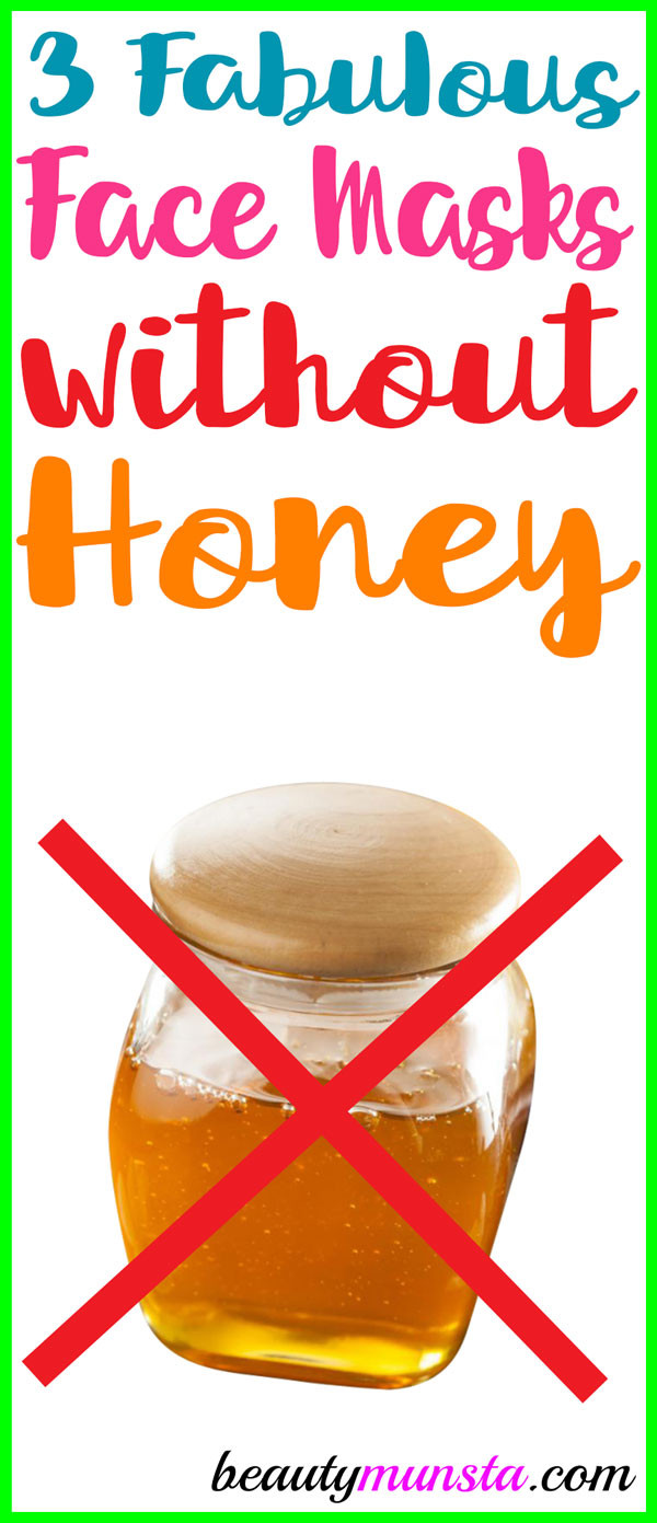 Best ideas about DIY Face Mask With Honey . Save or Pin 3 DIY Face Masks without Honey beautymunsta Now.