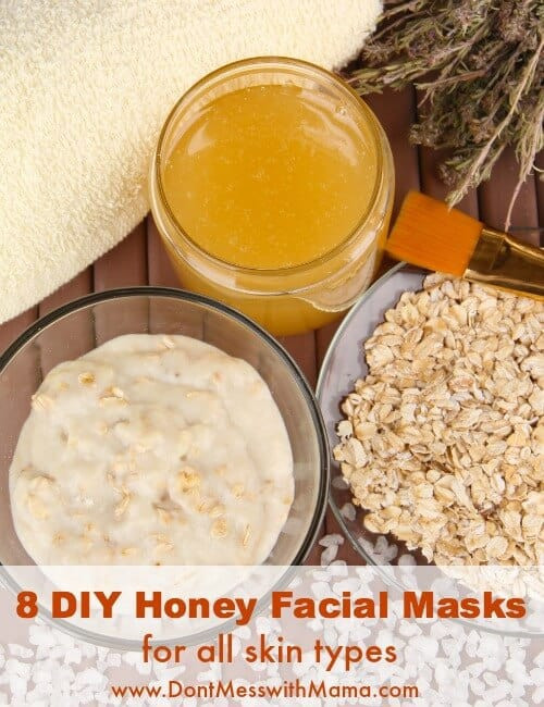 Best ideas about DIY Face Mask With Honey . Save or Pin 8 DIY Honey Facial Mask Recipes Don t Mess with Mama Now.