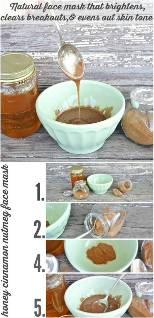 Best ideas about DIY Face Mask With Honey . Save or Pin 10 Natural Homemade Facemask Recipes for Better Clearer Now.