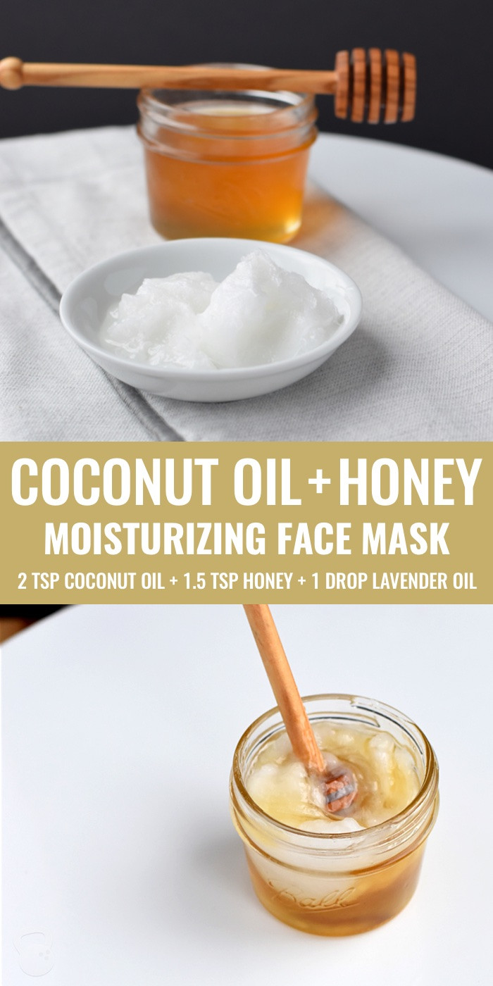 Best ideas about DIY Face Mask Without Honey . Save or Pin DIY Coconut Oil and Honey Face Mask Coconuts & Kettlebells Now.
